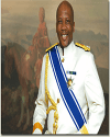 LESOTHO African Presidents