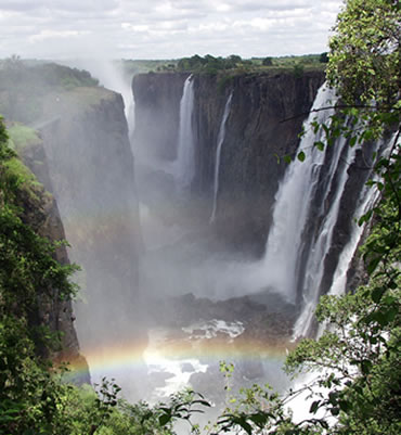 Victoria Falls Africa can do better in tourism than France