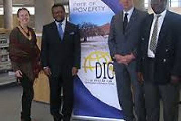 Development partners of Namibia