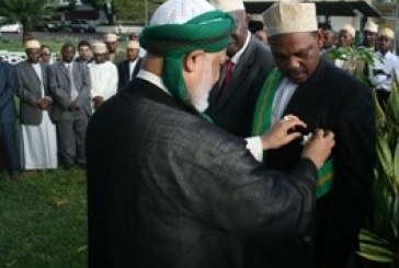 Dhoinine confirmed as Comoros' new President