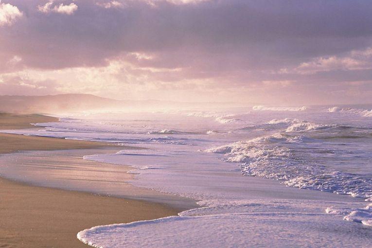angola coastline