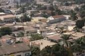 High urbanisation rate