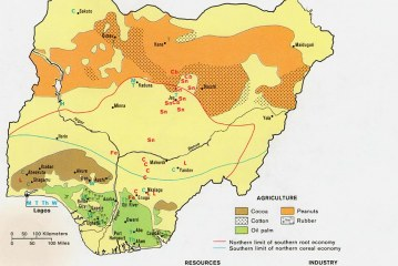 Natural Resources of Nigeria