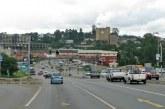 Transport system in Mbabane Swaziland
