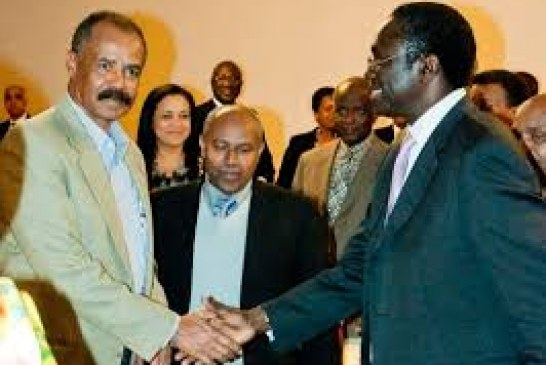 Development partners of Eritrea