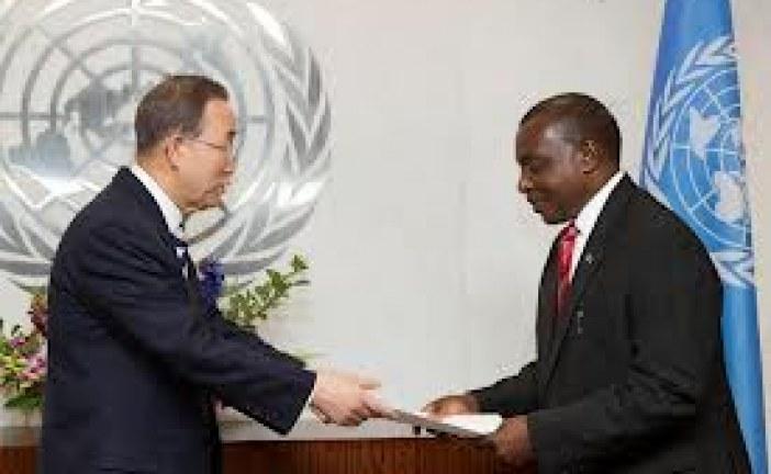 Malawi Membership of International Organizations