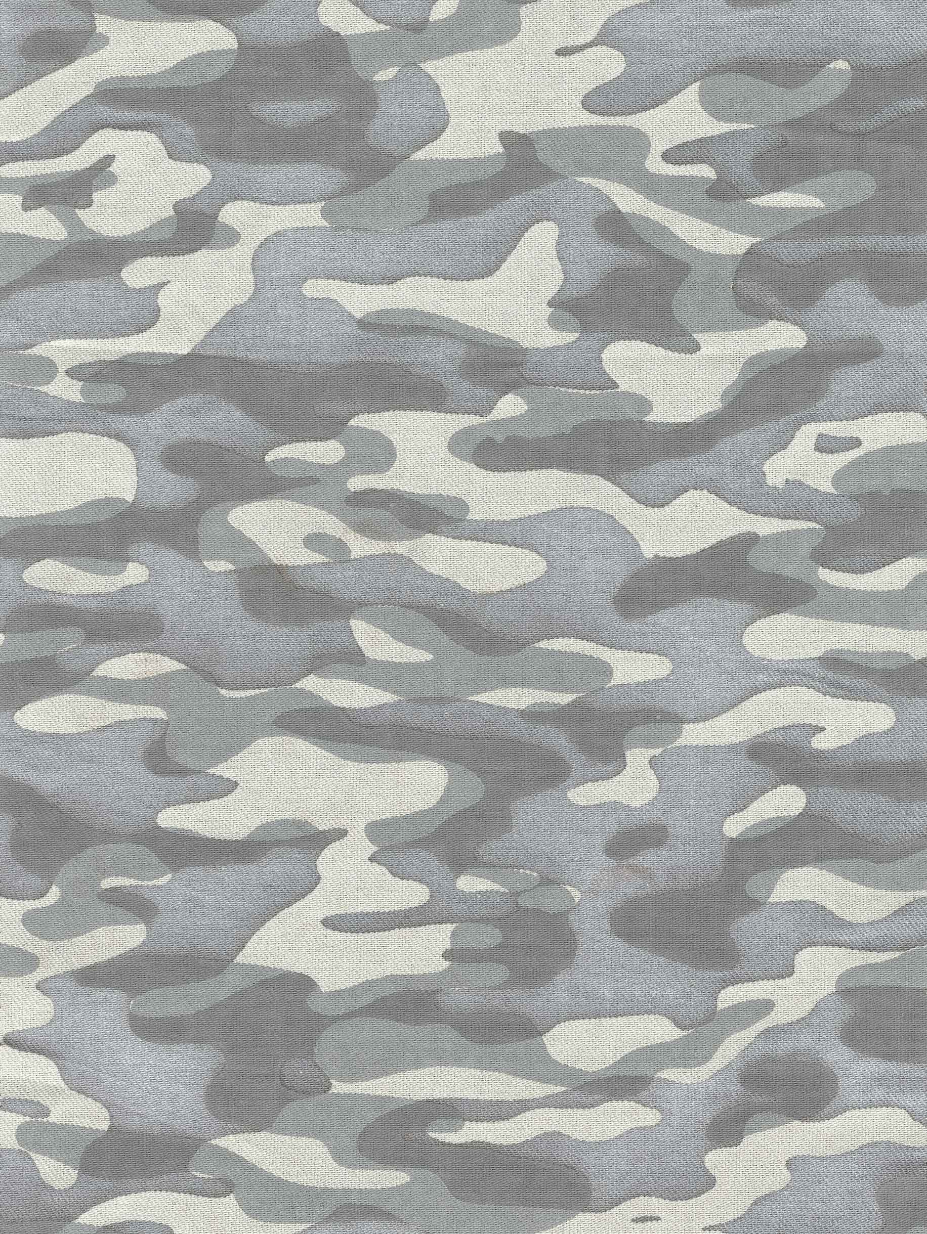 Camo Due In Polar Texture Fortuny