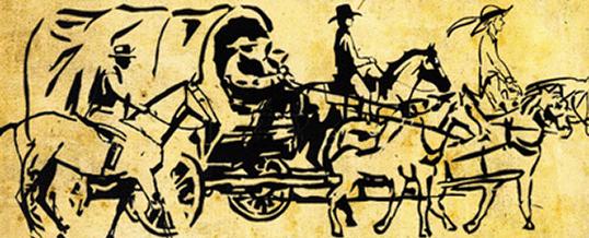 Magrath Trail Ride and Wagon Trek