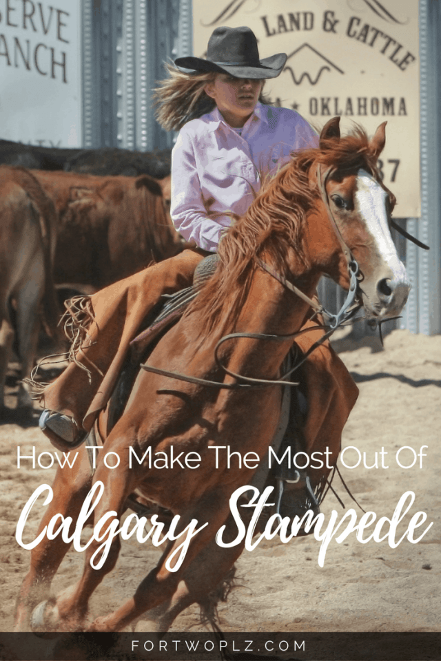 Attending Calgary Stampede for the first time? This post highlights all the fun things to do in downtown Calgary at annual rodeo festival in Alberta.
