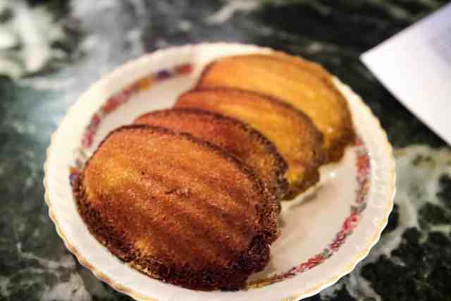 Madeleines from Pigeonhole, Calgary