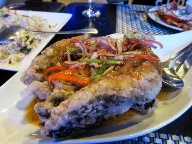 seafood puerto princesa skylight philippines