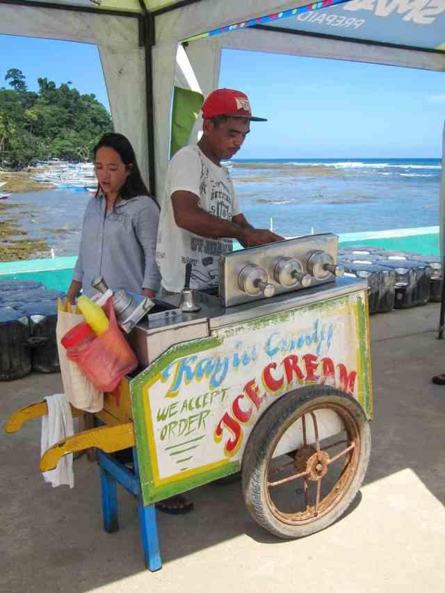 Sabang boat terminal, Palawan Philippines