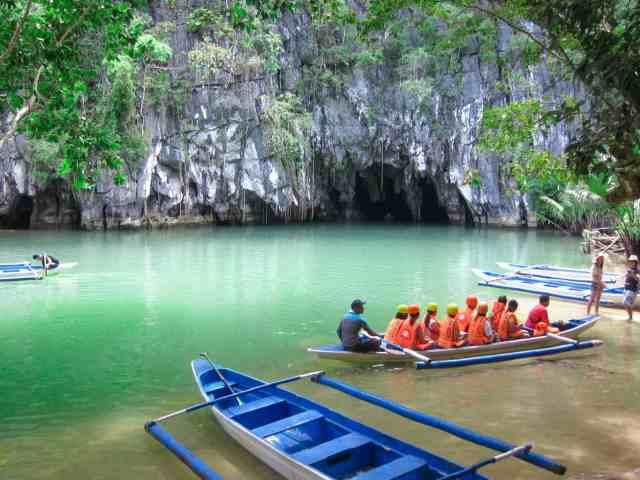 Puerto Princesa Underground River, Palawan, Philippines