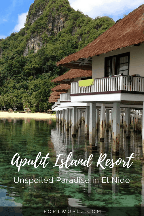Planning an exotic beach honeymoon in the Philippines? Check out Apulit Island in El Nido. Enjoy the natural beauty the tropical island has to offer!