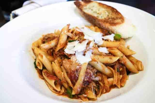 Pasta al ragu di ossobuco from Via Cibo, Calgary, Canada