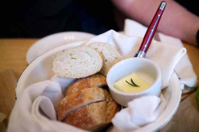 Pork rillettes from Cassis Bistro, Calgary, Canada