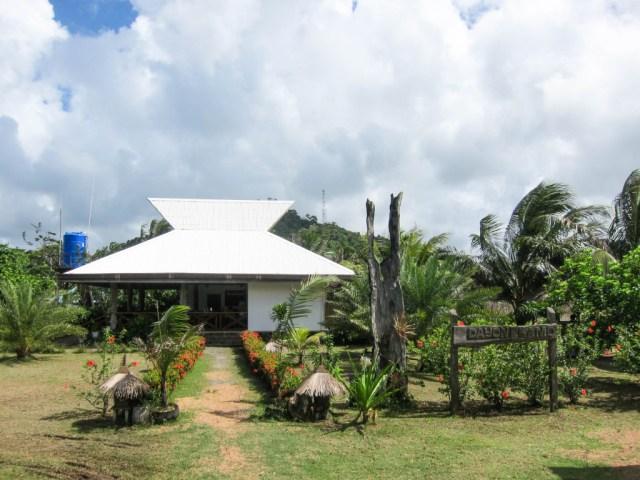 Apulit Island Resort Waiting Area, Taytay port, Palawan, Philippines