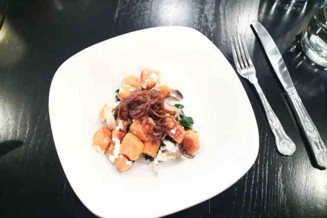 Big Taste at Cucina, Calgary, Canada - Sweet Potato gnocchi