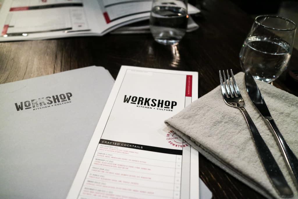 Workshop Kitchen & Culture Calgary