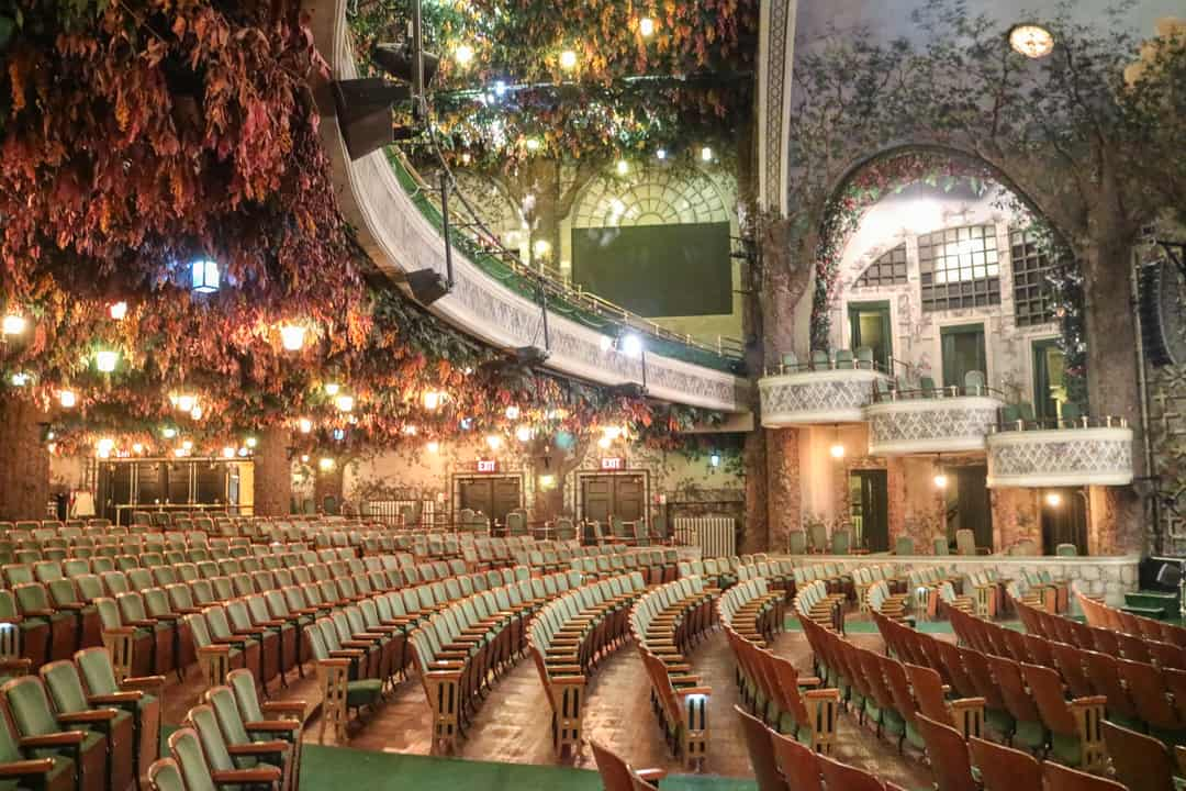 Behind The Scenes At Elgin Winter Garden Theatre Centre For