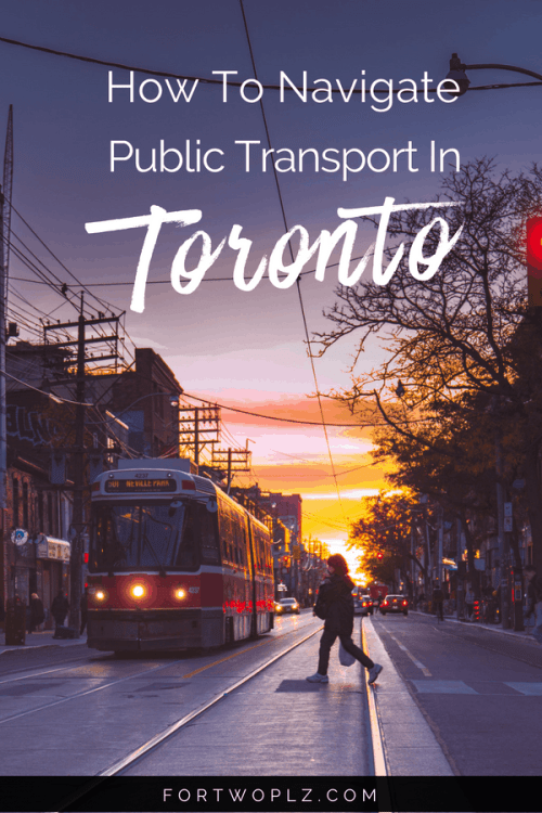 It is easy to get around downtown Toronto, Canada. The public transport system is linked with subway, buses, streetcars and train. Click through to get tips for your travel to Toronto, including how to save money using Presto card! #toronto #ontario #Canada #travelcanada #travelguide #tripplanning #traveltips #publictransport