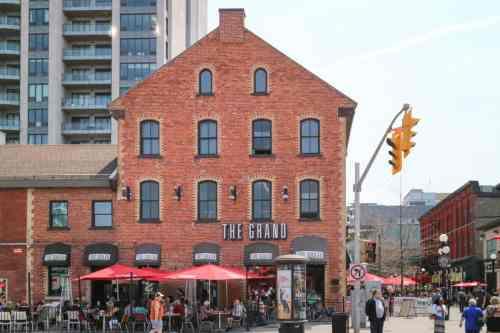 ByWard Market in Ottawa, Ontario