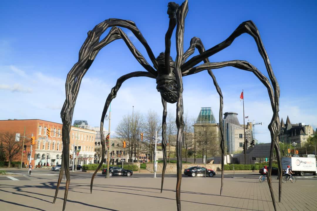 Exploring Ottawa in 2 days