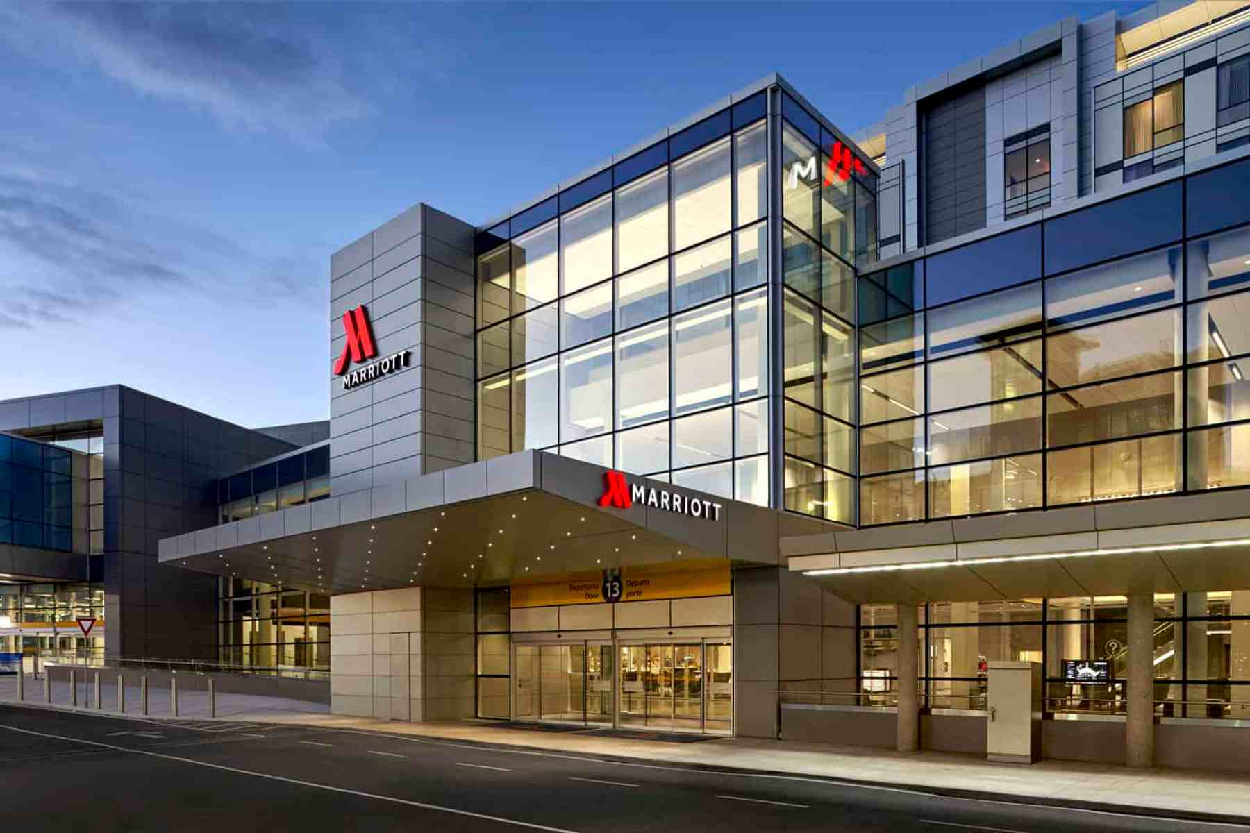 Toronto Airport Hotels Marriott