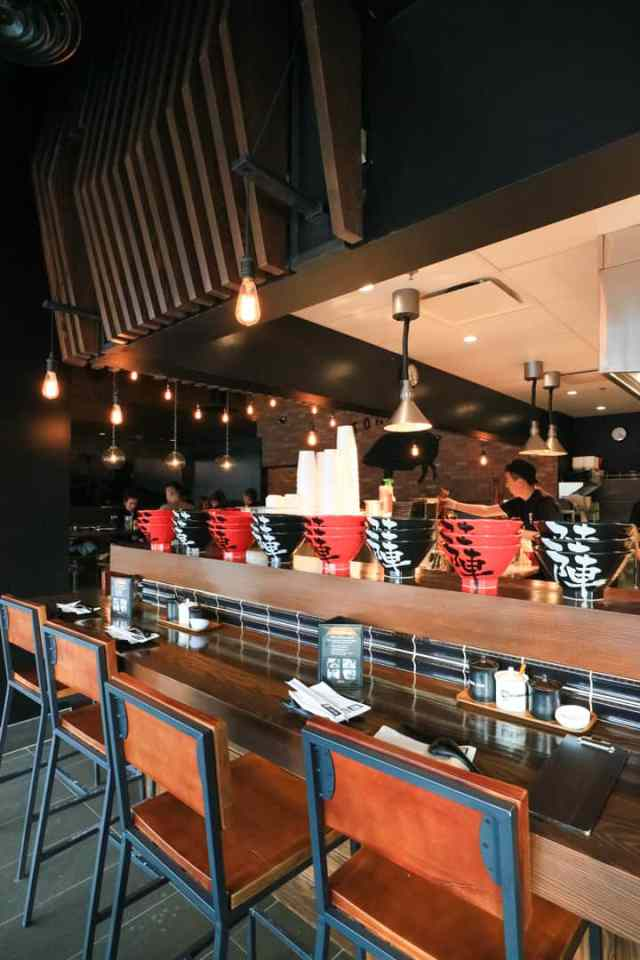 Jinya Ramen Bar Calgary
