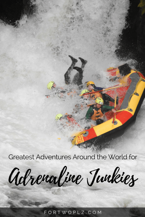 Craving for excitement to fill your travels? These adventure activities will sure get your blood pumping and the adrenaline flowing!