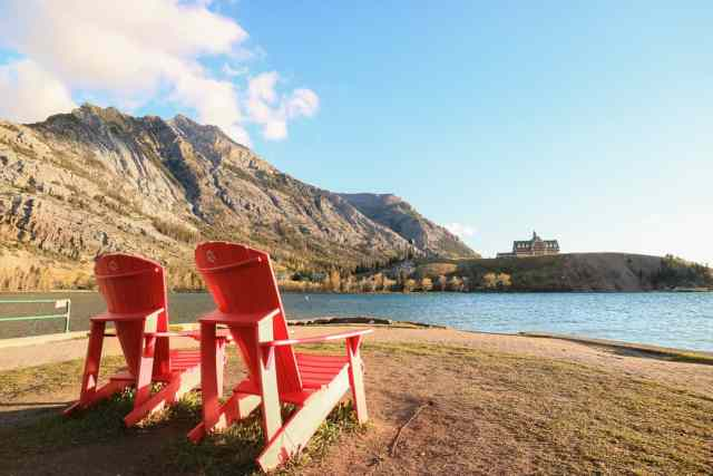 Canada 150 Waterton Lakes National Park