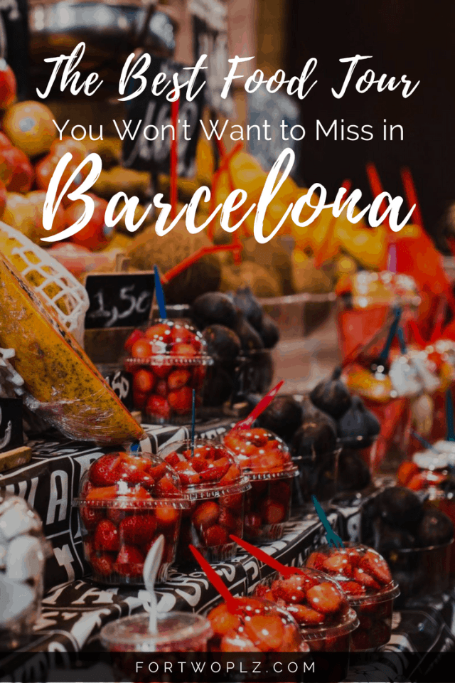 If you are visiting Barcelona seeking for a true taste of the local Spanish cuisine, then the food tour with Food Lovers Company is perfect for you!