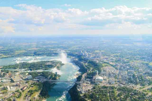 10 best ways to experience niagara falls in the summer for two please niagara helicopters tour ontario solutioingenieria Choice Image