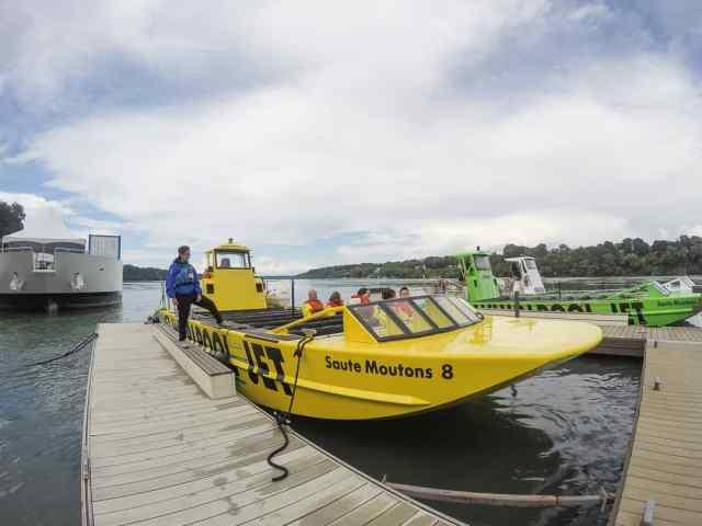 Niagara Falls Bucket List Whirlpool Jet Boat Tour