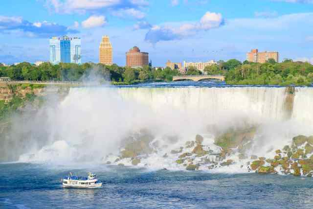 Summer Road Trip to Niagara Falls Ontario Canada - 5 Day Itinerary from Toronto