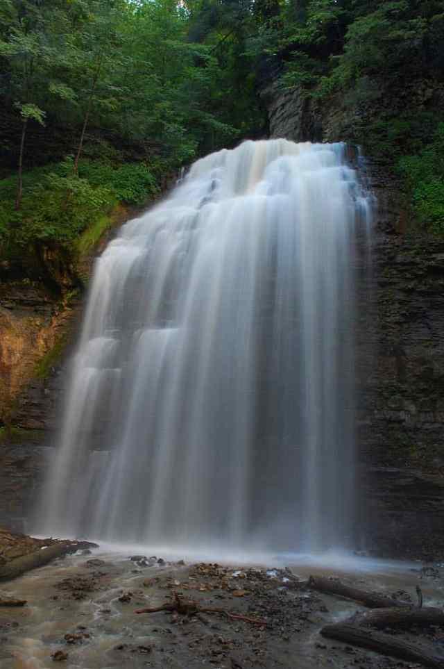 Hamilton Waterfalls - Summer Road Trip to Niagara Falls Ontario Canada - 5 Day Itinerary from Toronto