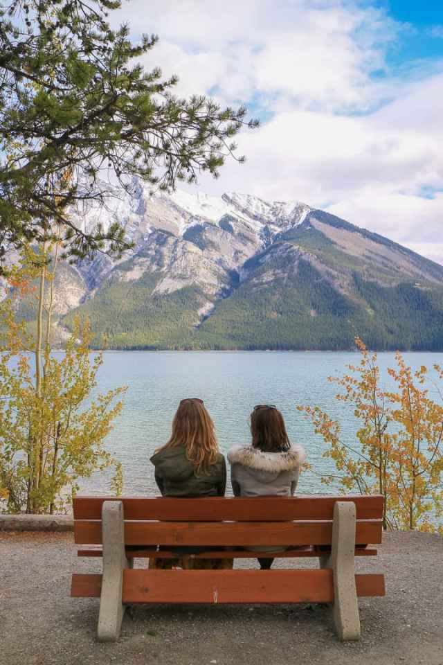 What to do in Banff in fall - Canadian Rockies road trip