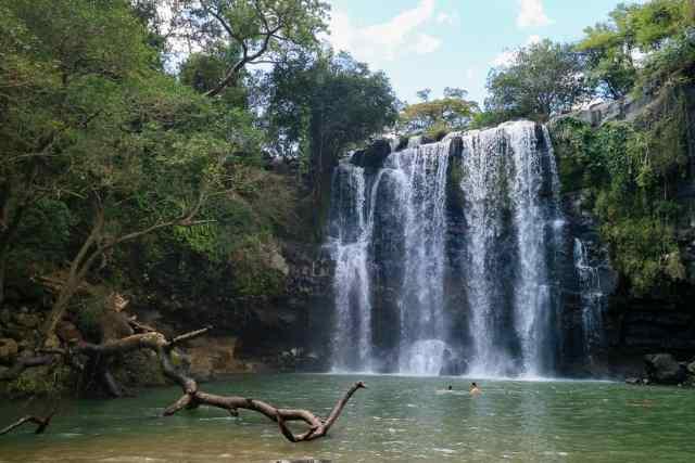 Unforgettable things to do in Costa Rica in November secret waterfalls guanacaste