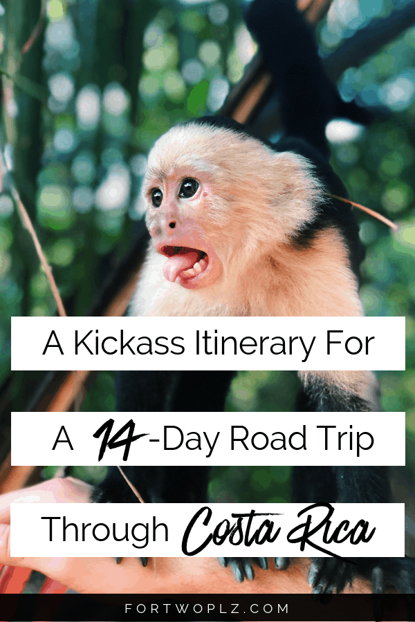 Costa Rica Road Trip Itinerary