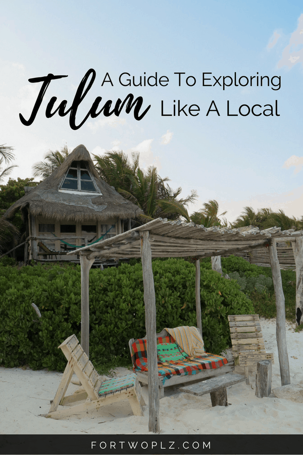 Visiting Tulum, Mexico for a beach vacation? This travel guide includes everything you need to know about Tulum, including best restaurants, luxury hotels, things to do and other useful tips. #travelguide #tripplanning #traveltips #mexicotravel #travelguide #unescoworldheritage #tulum #itinerary #thingstodo #luxurytravel #honeymoondestination #coupletravelguide #beachtravel #mexico #bestofmexico #bestbeaches #rivieramaya #yucatan #bestbeachdestinations #beachholiday