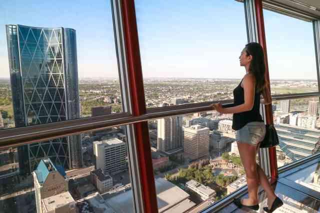 Calgary Tower Canada