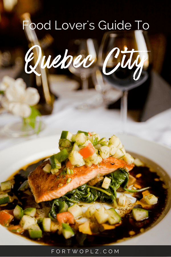 Quebec City is a popular destination for foodies! There are so many popular food to try in Quebec City. Click through to find out the best restaurants to try them and learn how to plan your own Quebec City food tour! #quebeccity #quebec #travealcanada #travelguide #tripplanning #traveltips #itinerary #thingstodo #foodtour #foodie #foodies
