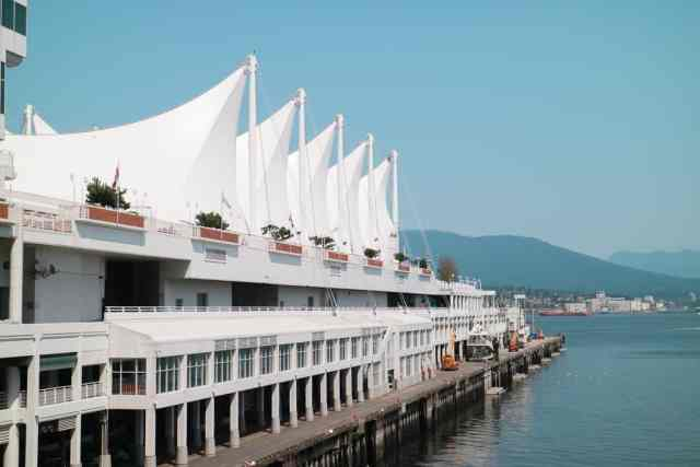 Canada Place - Vancouver's top attraction