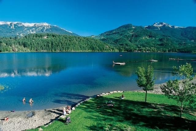 Whistler Alta Lake