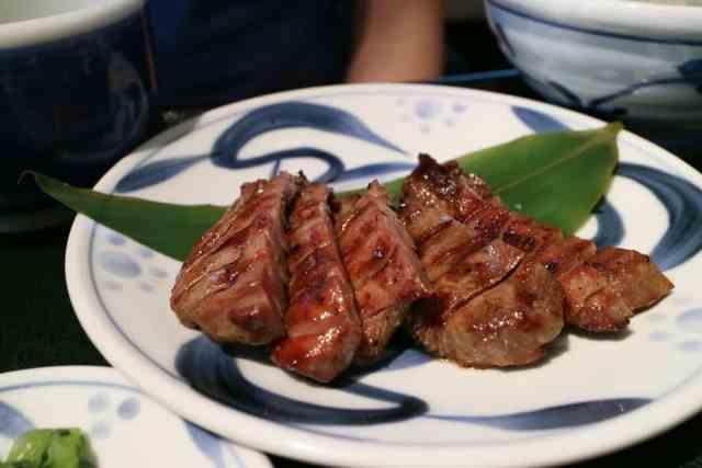 Negishi beef tongue restaurant
