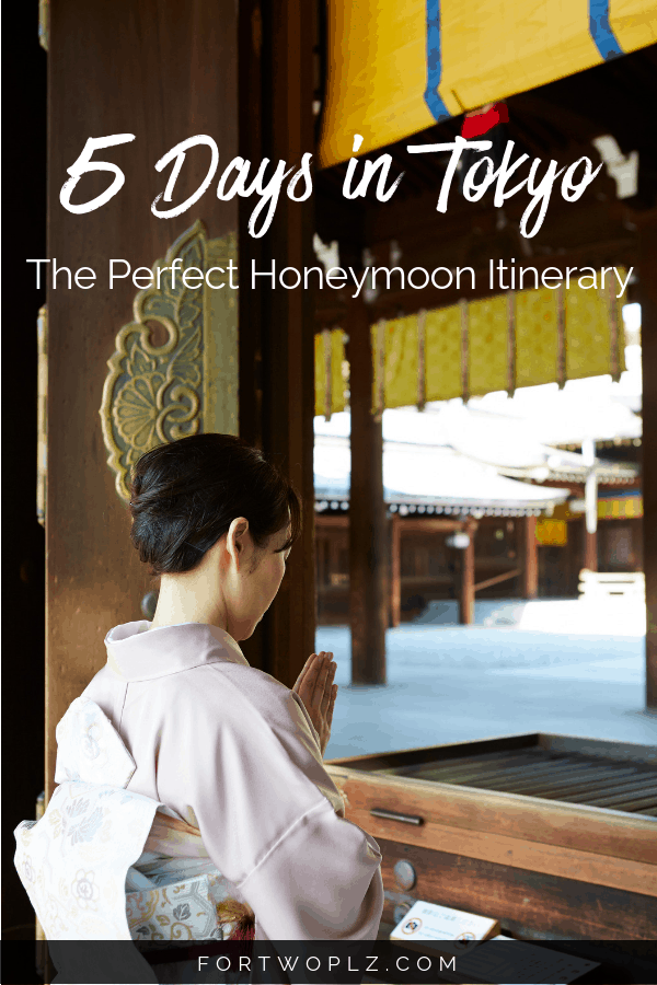 4de7dcb2bf Honeymoon in Tokyo: 5-Day Itinerary For Couples | For Two, Please