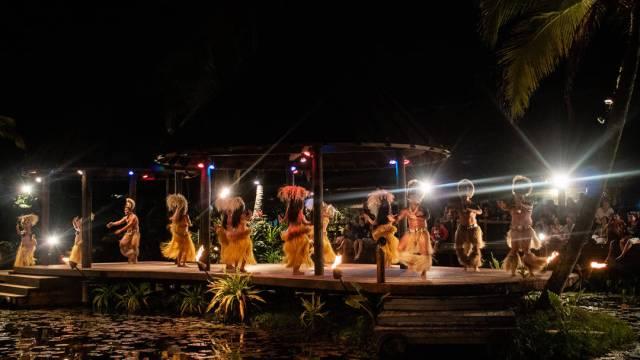 Island Night Rarotonga