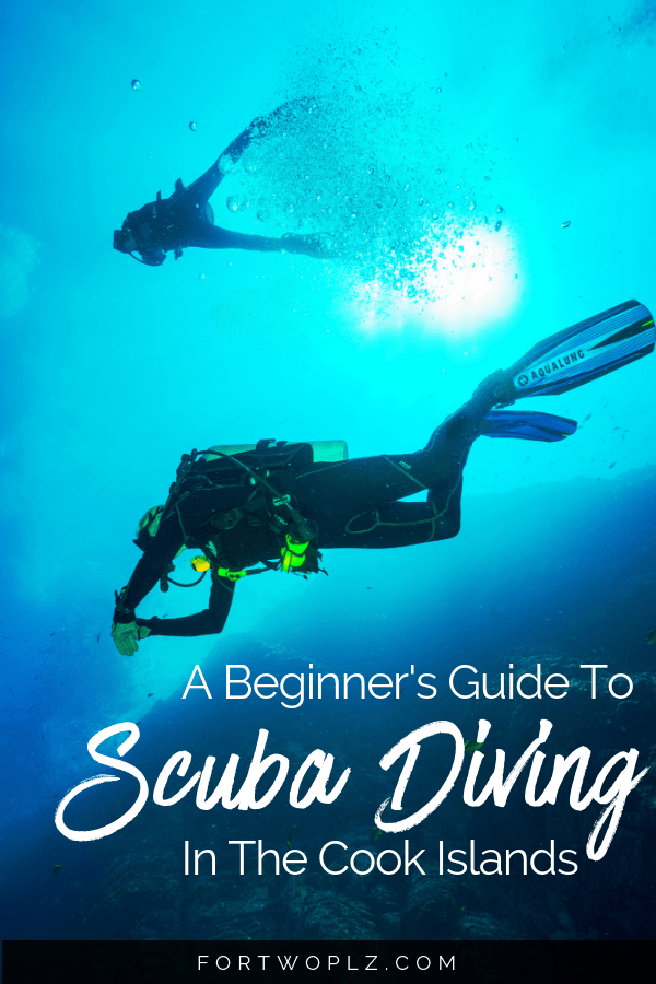 Scuba Diving Guide Cook Islands