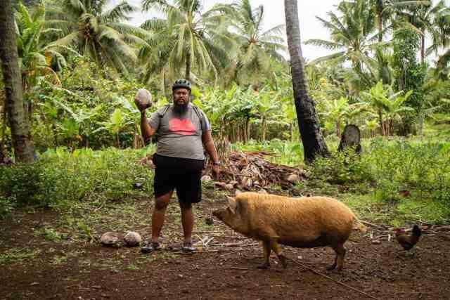 Storyteller Bike Tour Rarotonga Cook Islands