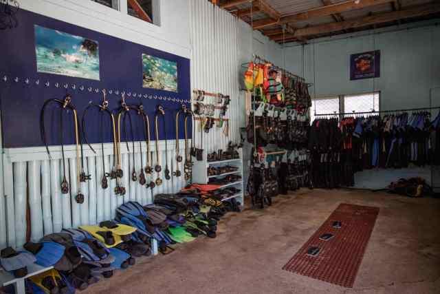 The Big Fish Dive Centre Cook Islands